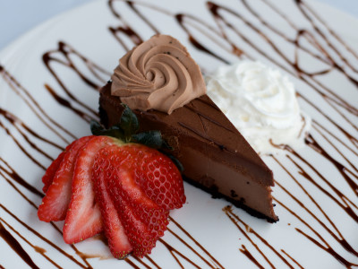 Chocolate Godiva Cheesecake